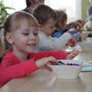 Развивающие занятия в группах «Вместе с Мамой» для малышей от 1 года до 3 лет