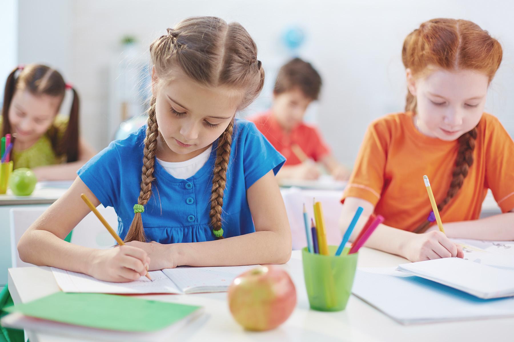 Картинки занятия детей в школе
